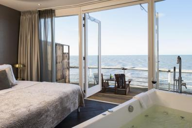Slapen op de Pier van Scheveningen 4