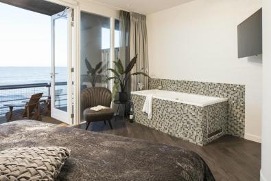 Slapen op de Pier van Scheveningen 6