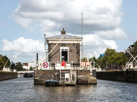 Brugwachtershuisjes – SWEETS hotel Amsterdam