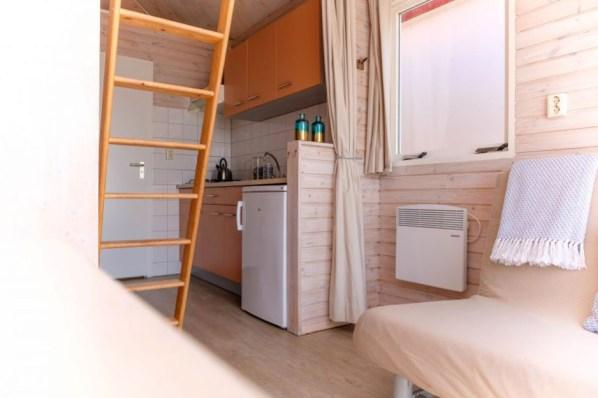Slapen in een strandhuisje Vlissingen Zeeland Roompot 1