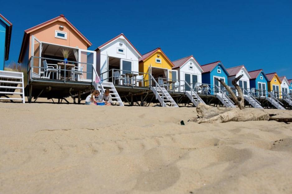 Roompot strandhuisjes in Vlissingen - Zeeland