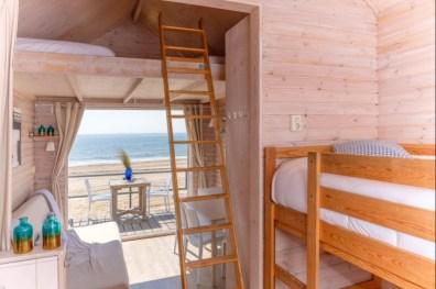 Slapen in een strandhuisje Vlissingen Zeeland Roompot 16