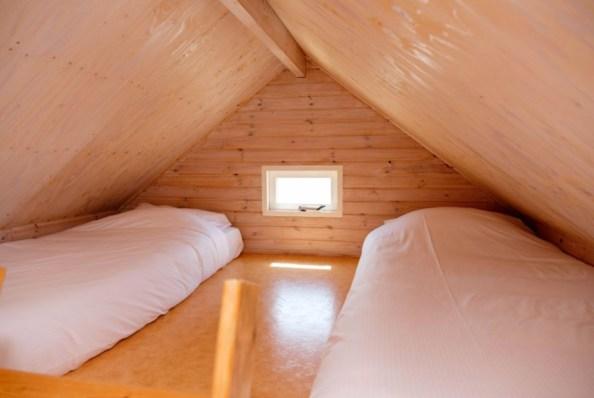 Slapen in een strandhuisje Vlissingen Zeeland Roompot 2