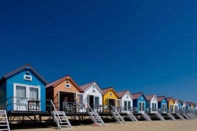 Slapen in een strandhuisje Vlissingen Zeeland Roompot 7