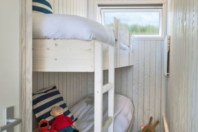 Slapen in Haags strandhuisje in Roompot Kijkduin 13