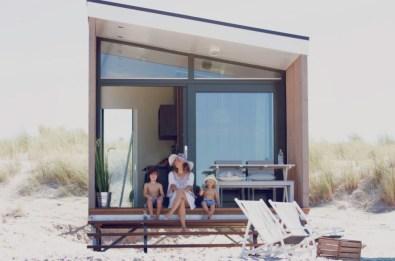 Slapen in Haags strandhuisje in Roompot Kijkduin 3