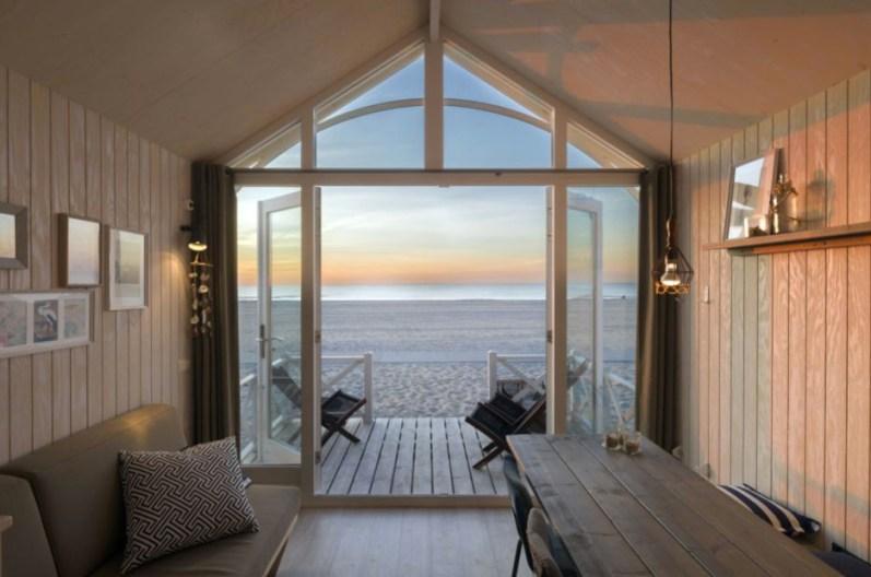 Slapen in Haags strandhuisje in Roompot Kijkduin 5