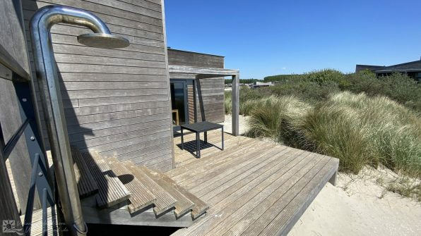 Luxe villa direct aan het strand van Ouddorp Oasis Parc Punt West huisje huren Concert at Sea 4