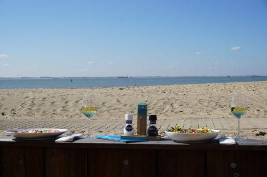 Strandwoning direct aan het strand in Vlissingen Zeeuwse Kust14