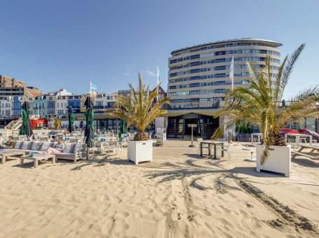 Villa direct aan het strand van Vlissingen in Zeeland