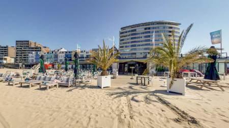 Strandwoning direct aan het strand in Vlissingen Zeeuwse Kust15