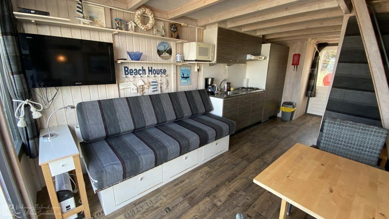 Slapen op het strand particuliere strandhuisjes in Zeeland - Vlissingen 4