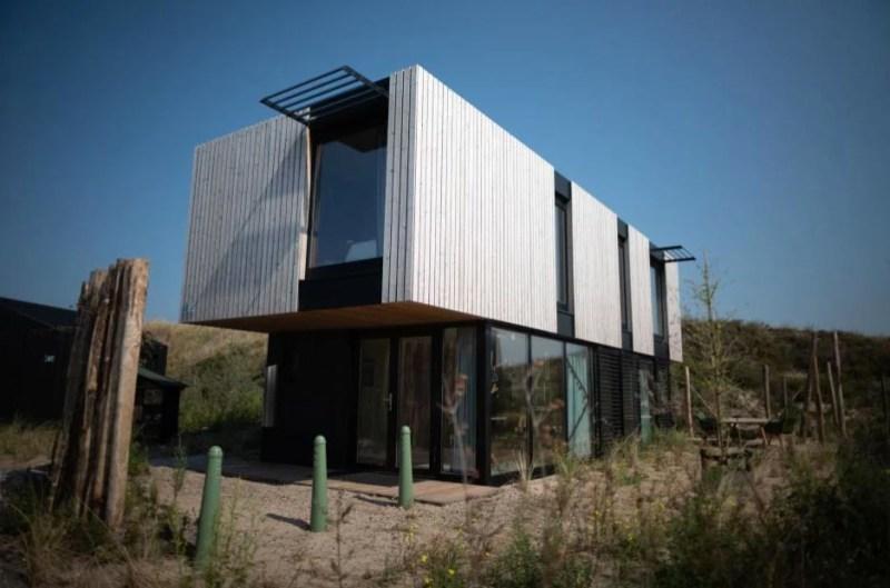 Bijzondere Overnachting aan zee Roompot Qurios Zandvoort 20