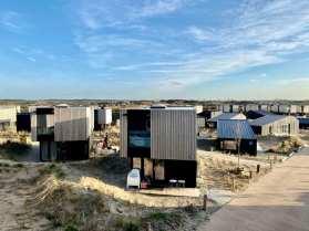 Bijzondere Overnachting aan zee Roompot Qurios Zandvoort 4