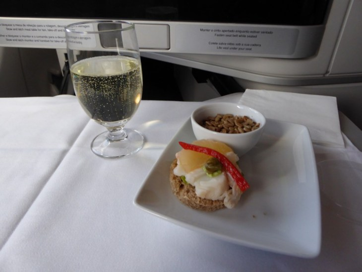 TAP A330 Neo Business Class