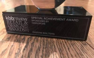 Special Achievement Award for Chief Executive
