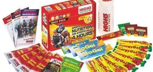 Pack de competición High5