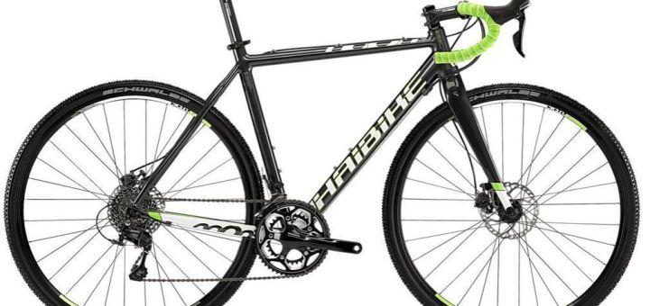 Bicicleta ciclocross HAIBIKE Noon SL