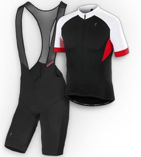 maillot y culotte Specialized RBX Expert