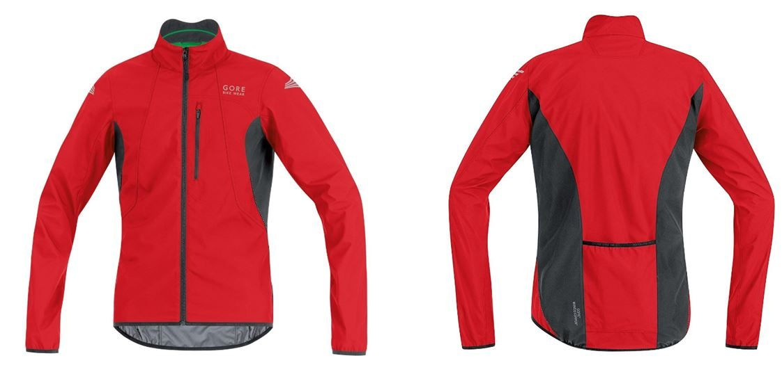Chaqueta Gore Bike Wear Element Windstopper Active Shell