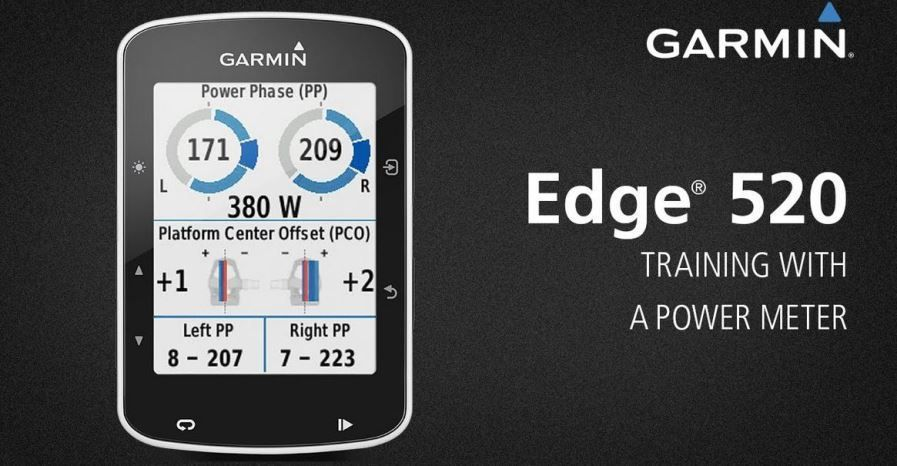 Ciclocomputador GPS Garmin Edge 520 | Pack Garmin Edge 520
