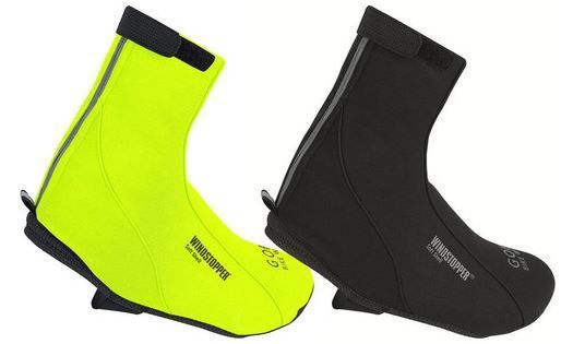 Cubrezapatillas Gore Bike Wear Windstopper Soft Shell