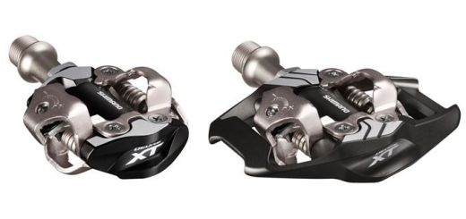 Pedales Shimano XT M8000 y M8020