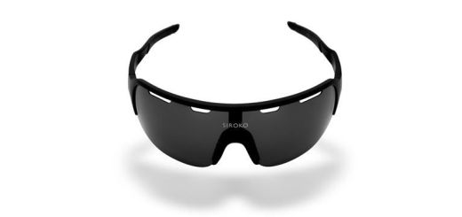Gafas Siroko K2 Black Polarizadas