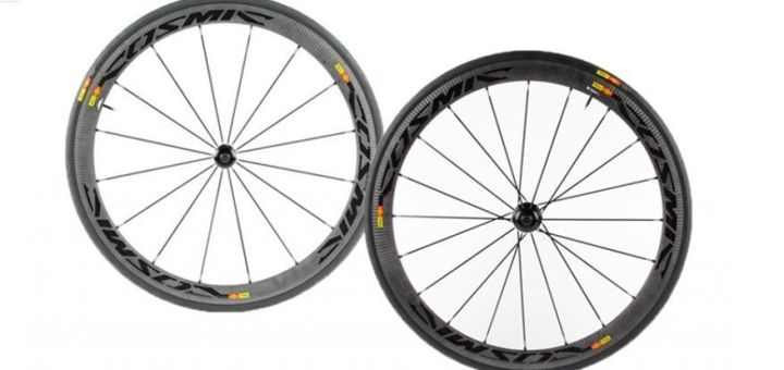 Ruedas Mavic Cosmic Carbone 40