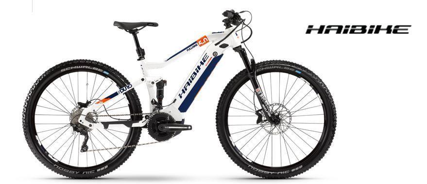Bicicleta Eléctrica Haibike Sduro FullNine 5.0 29