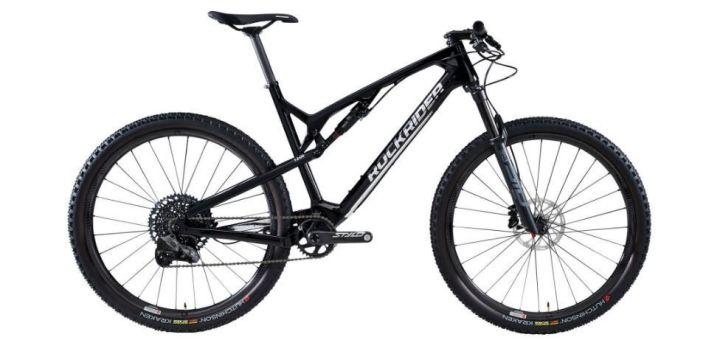 Bicicleta doble suspensión Rockrider XC920 S LTD Sram GX AXS