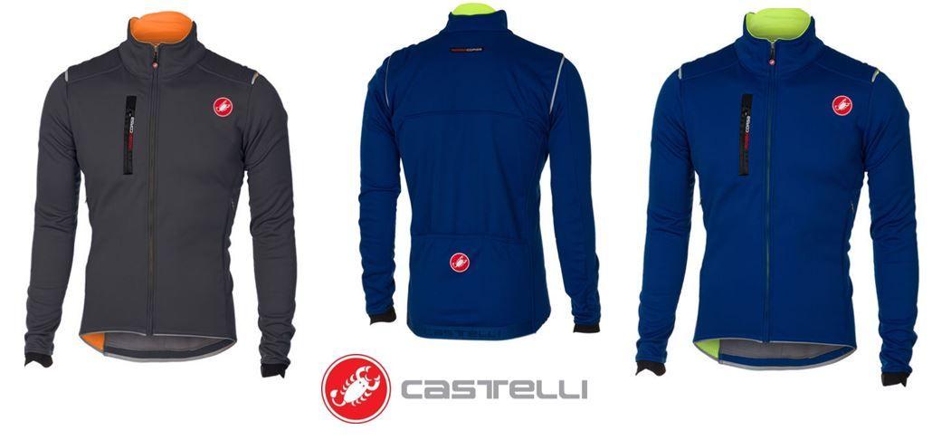 Chaqueta Castelli Expresso 4 Gore Windstopper® X-Fast