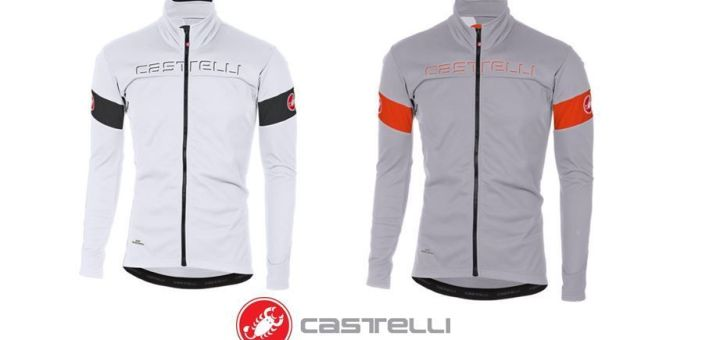 Chaqueta Castelli Transition Windstopper