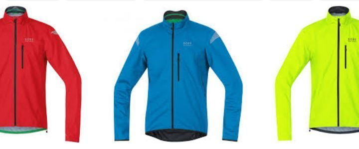 ChaquetaGore Bike Wear Element Gore-Tex Active Shell