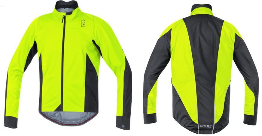 Chaqueta Gore Bike Wear Oxygen 2.0 GT Active Shell