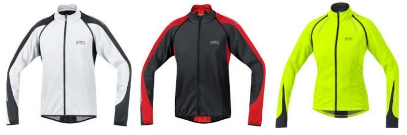 Chaqueta Gore Bike Wear Phantom 2 Windstopper