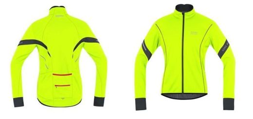 Chaqueta Gore Bike Wear Power 2.0 Windstopper Softshell