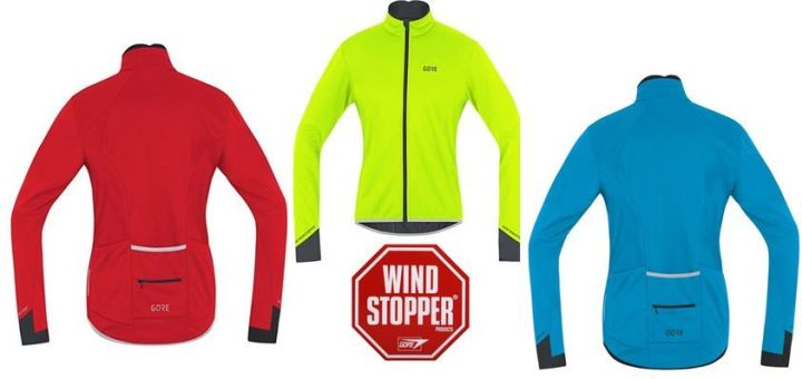 Chaqueta Gore Wear C5 Windstopper Thermo