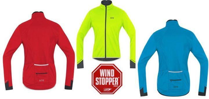 Chaqueta Gore Wear C5 Windstopper Thermo