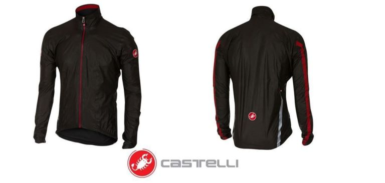 Chaqueta Impermeable Castelli Idro Gore-Tex®