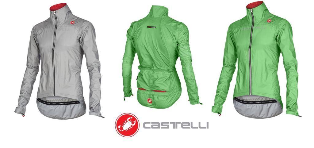 Chaqueta Impermeable Castelli Tempesta Race