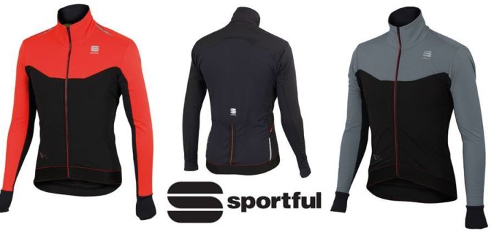 Chaqueta Sportful R&D Light
