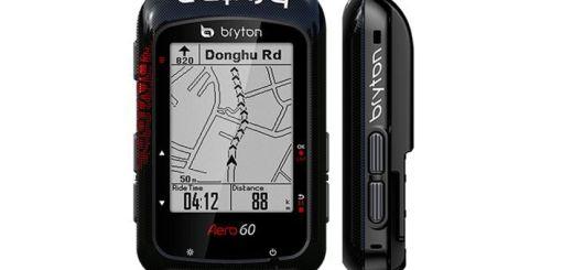 Ciclocomputador GPS Bryton Rider 60 Aero