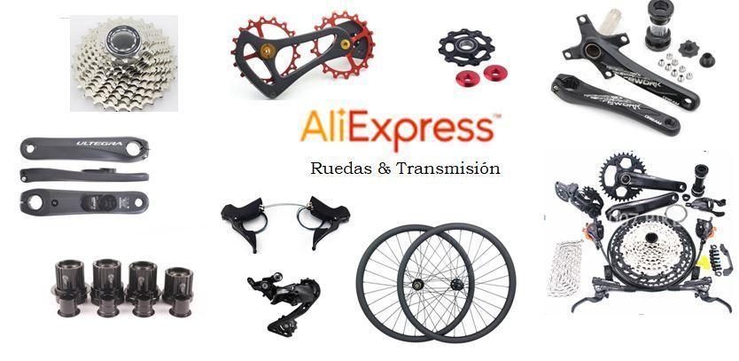 Compras Aliexpress Ruedas Transmisión