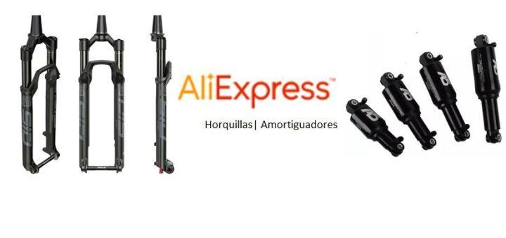 Compras en Aliexpress - Horquillas y amortiguadores