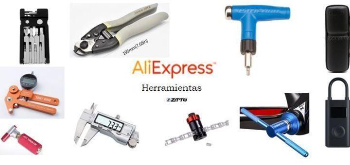 Compras en Aliexpress en HERRAMIENTAS