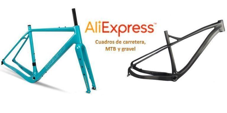 Compras en Aliexpress_Cuadros de Carbono II