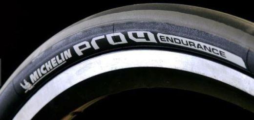 Cubierta Carretera Michelin Pro4 Endurance V2
