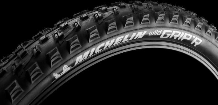 Cubierta Michelin Wildgrip'R