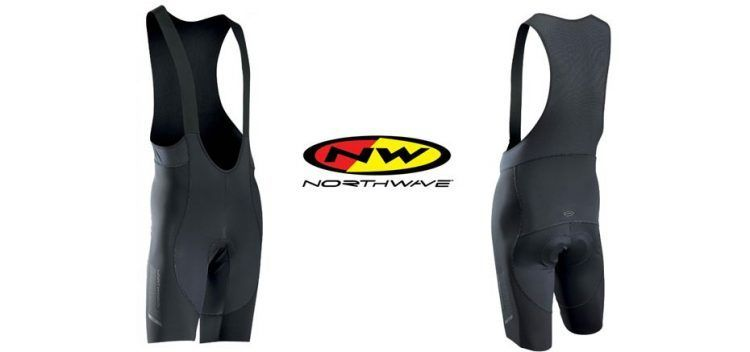 Culotte Northwave Fast Total Protection